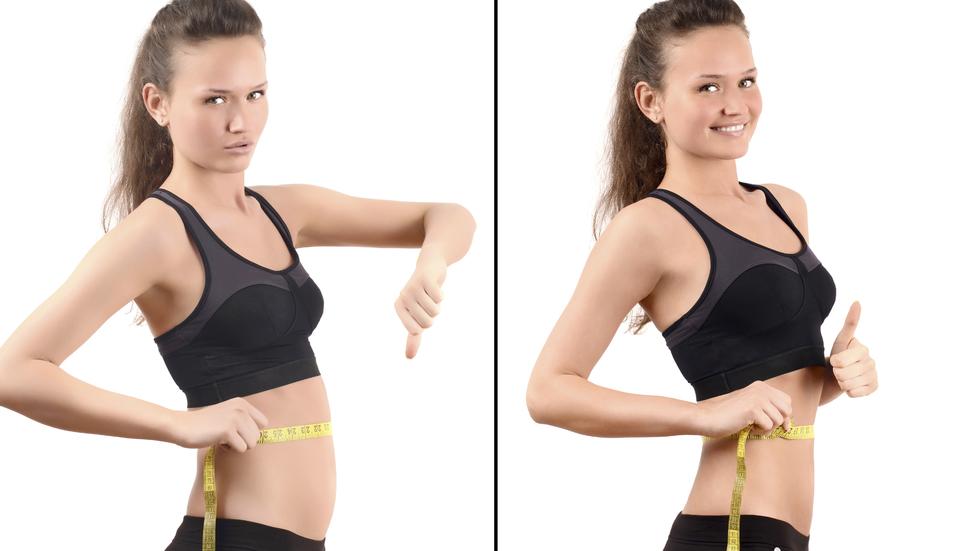 8 exercitii pentru a scapa de burtica