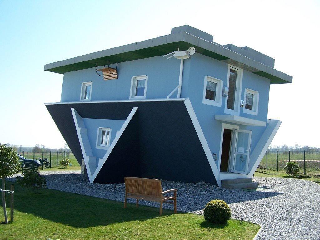 Cele mai bizare case din lume