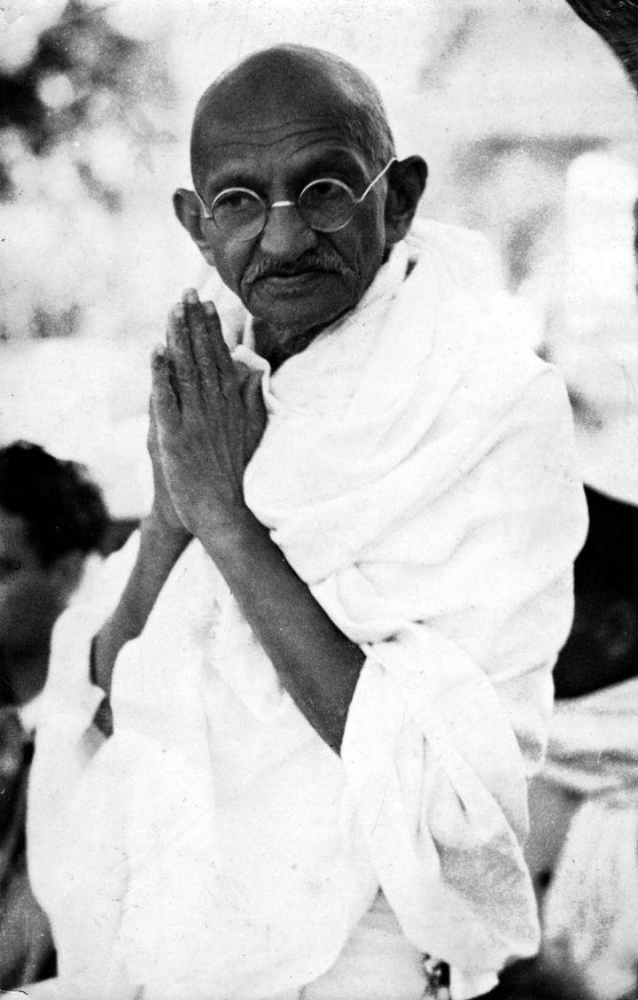 Mahatma Gandhi – Viata unui lider spiritual